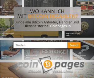 Wo kann ich mit Bitcoin zahlen?