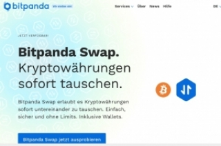 Bitpanda Swap 8