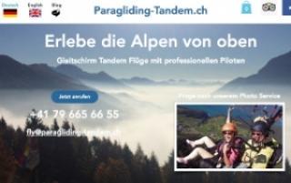 Paragliding Tandem 1