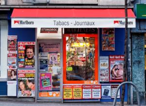 Kiosk & Tankstelle