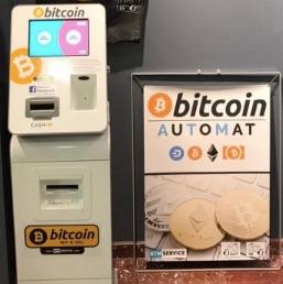 Bitcoin Automat Suben