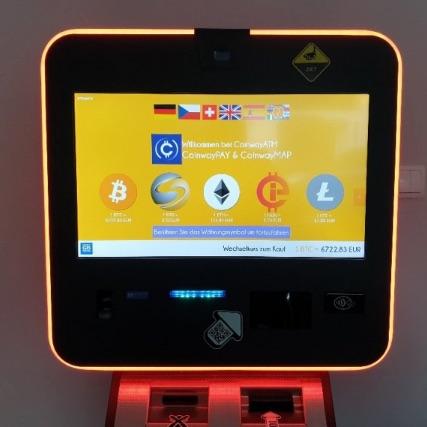 Bitcoin Automat Graz Karl-Etzel-Weg
