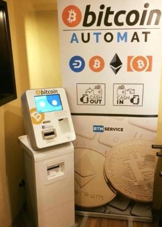Bitcoin Automat Graz Andritzer Reichsstraße