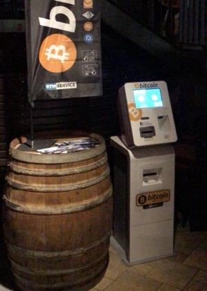 Bitcoin Automat Hohenems