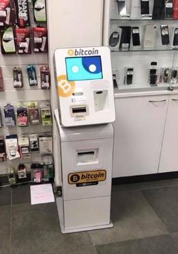 Bitcoin Automat Kufstein