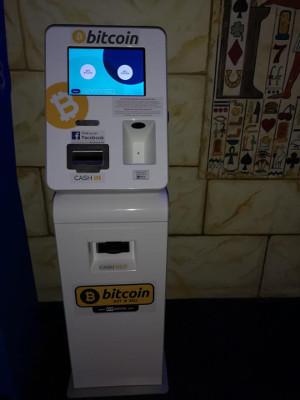 Bitcoin Automat Linz Wegscheider Strasse
