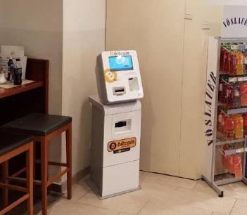 Bitcoin Automat Walserberg