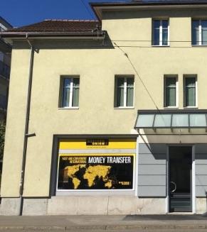 Bitcoin Automat Winterthur Zürcherstrasse