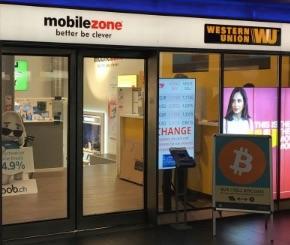 Bitcoin Automat Zürich Hauptbahnhof