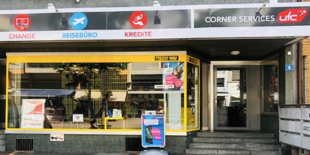 Bitcoin Automat Zürich Hardstrasse