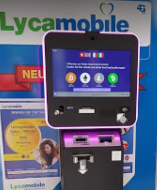 Bitcoin Automat Basel Bestpoint Ria
