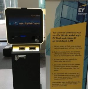 Bitcoin Ethereum Litecoin ATM Genf Geneva