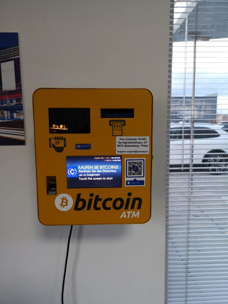 Bitcoin Automat Theiss