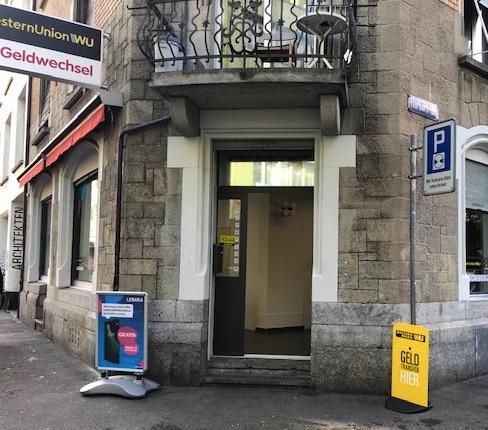 Bitcoin Automat Zürich Herbartstrasse