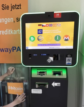 Bitcoin Automat Graz Harterstraße