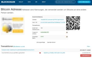 Blockchain Explorer