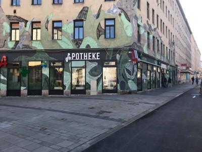 Apotheke U1 Troststraße