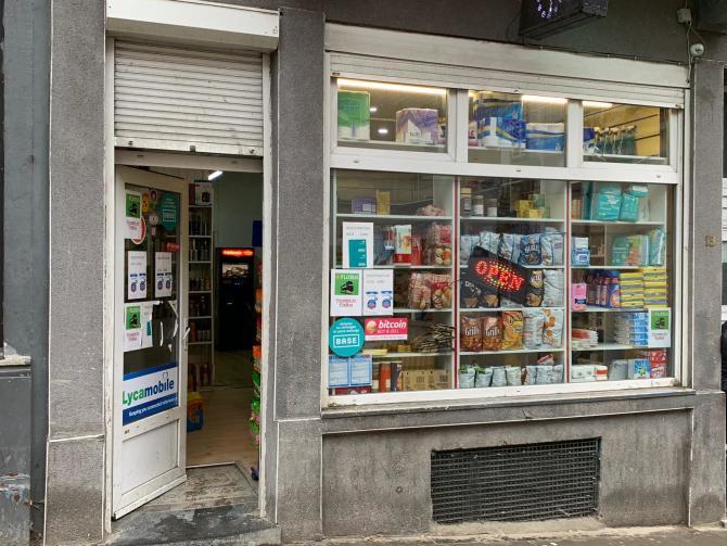 Bitcoin Automat Brüssel Saint-Josse-ten-Noode