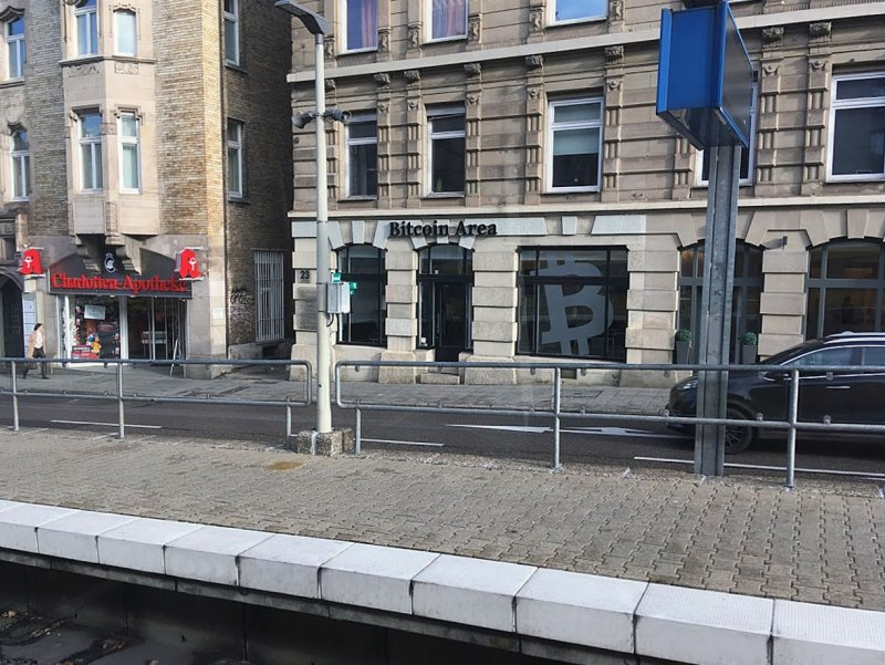 Bitcoin Automat Stuttgart