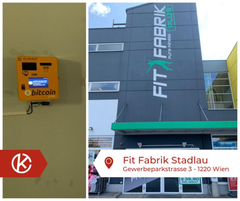 Bitcoin Automat Wien Gewerbeparkstrasse
