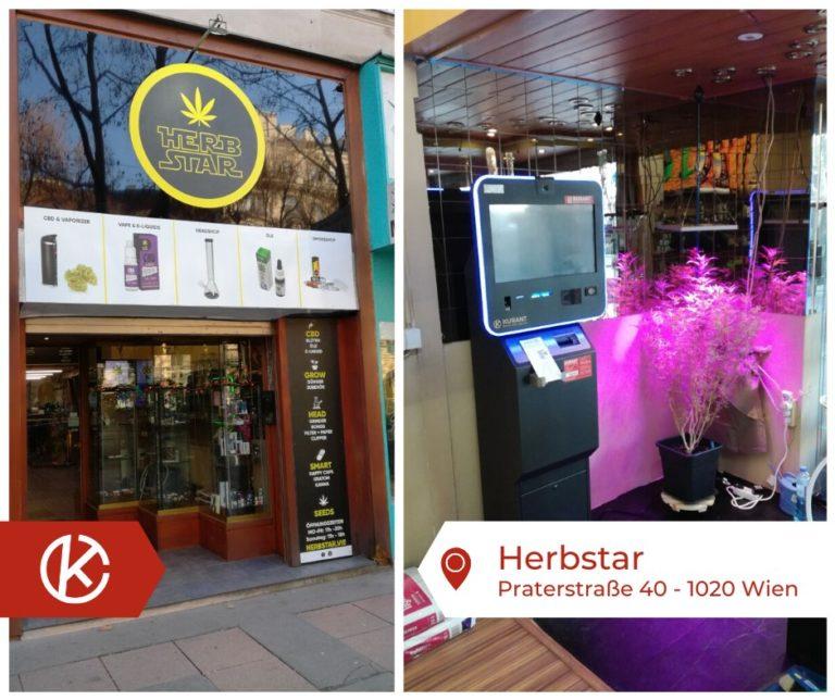 Bitcoin Automat Wien Praterstraße