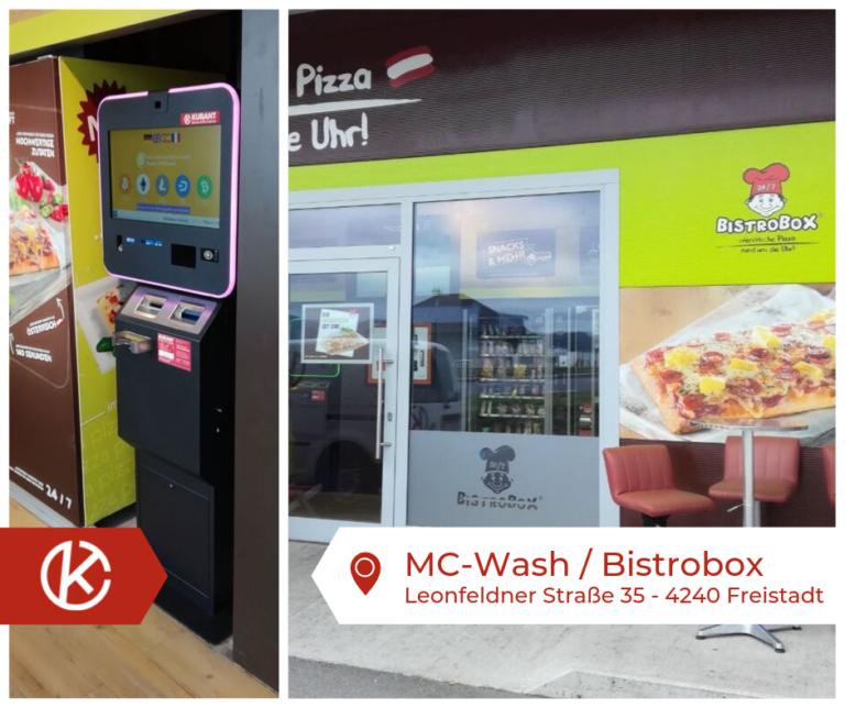 Bitcoin Automat Freistadt