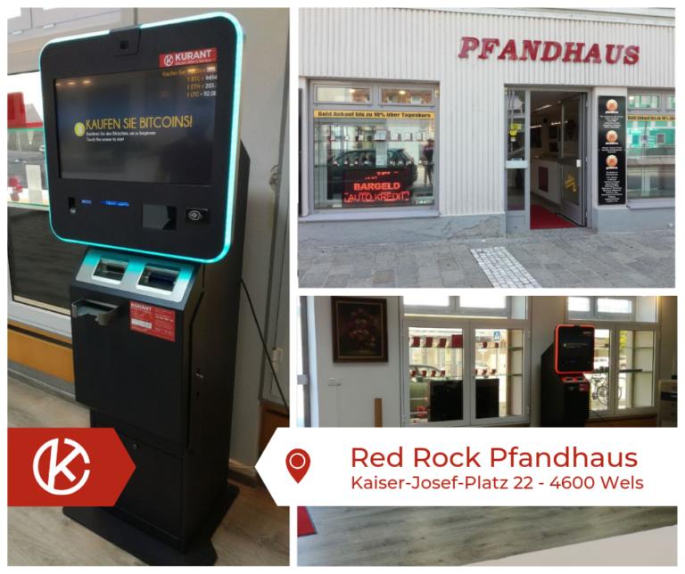 Bitcoin Automat Wels Kaiser-Josef-Platz