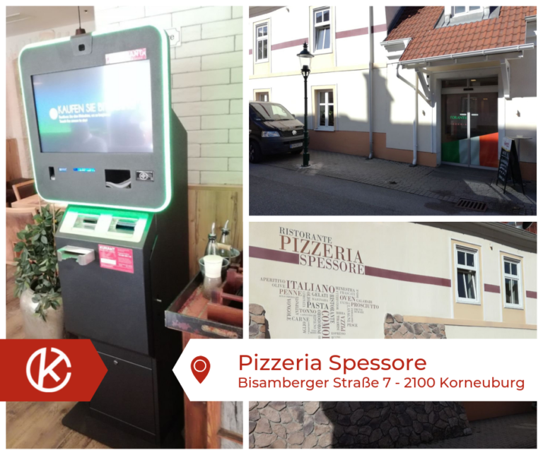 Bitcoin Automat Korneuburg