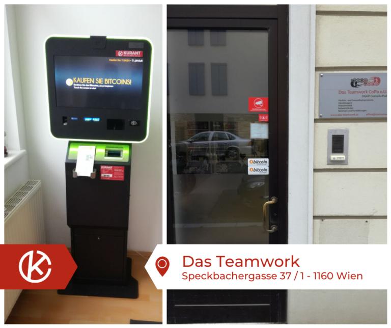 Bitcoin Automat Wien Speckbachergasse