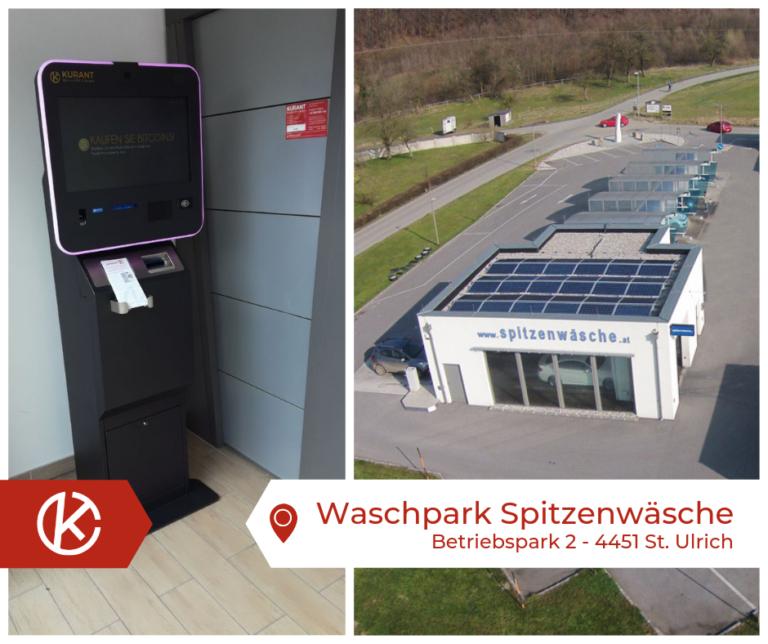 Bitcoin Automat St. Ulrich bei Steyr