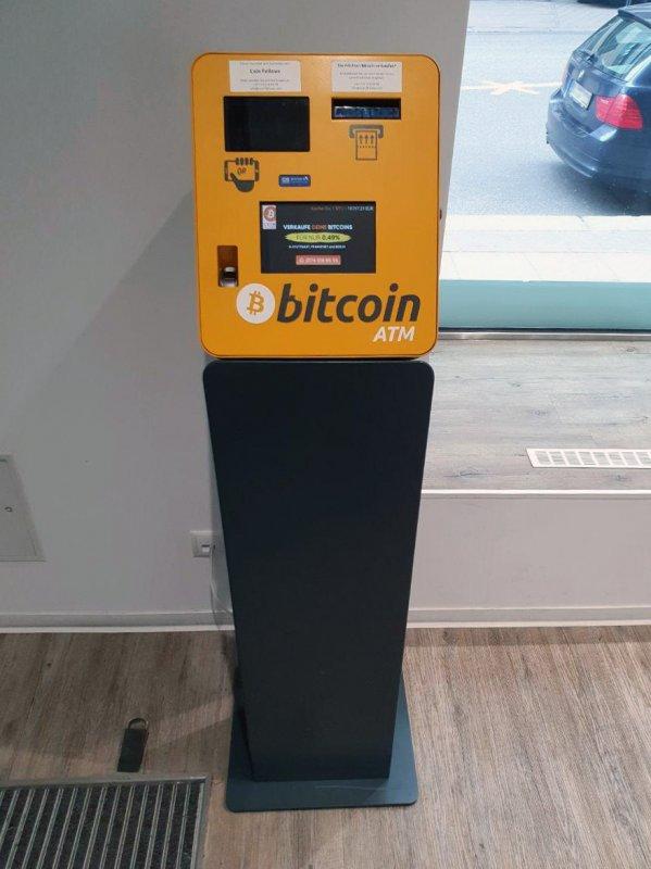 Germania: regolatore finanziario interviene contro gli ATM di Bitcoin