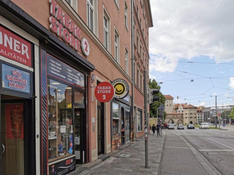 Bitcoin Automat München Zweibrückenstraße