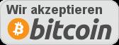 Coinpages Wir akzeptieren Bitcoin