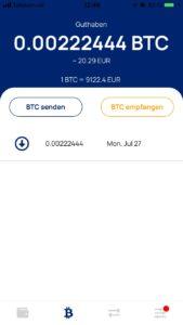Relai Bitcoin Wallet