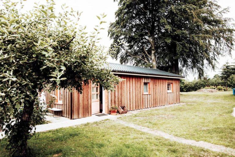 Ganze Hytte Lytte Hytte Ferienhaus Wingst 1 768x512